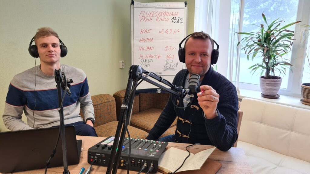 Türi uudised Podcast