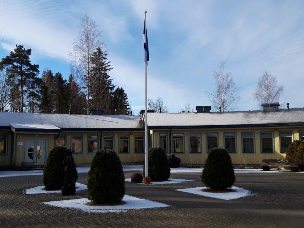 Käru Põhikooli hoone