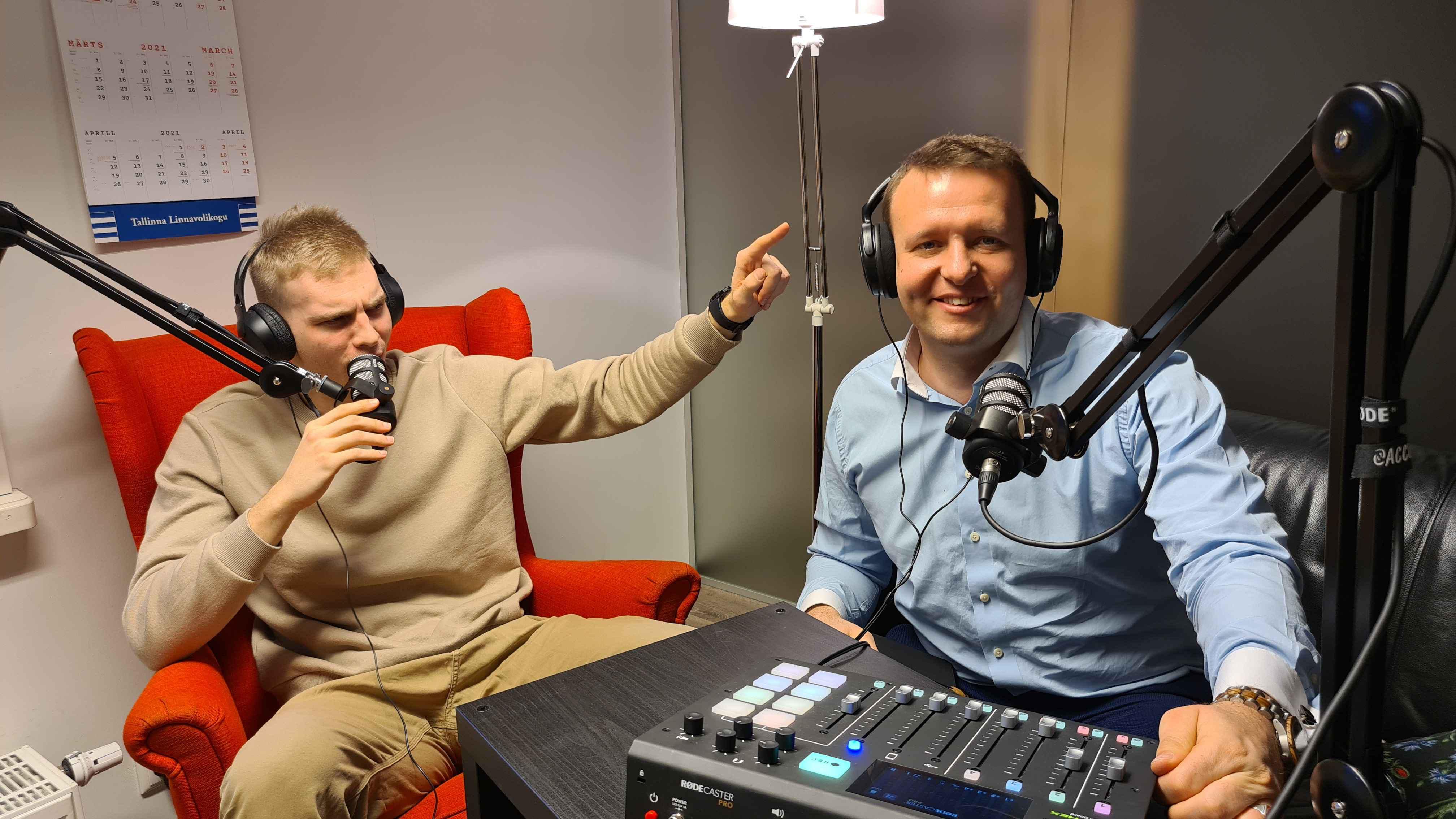Podcast Türi uudised