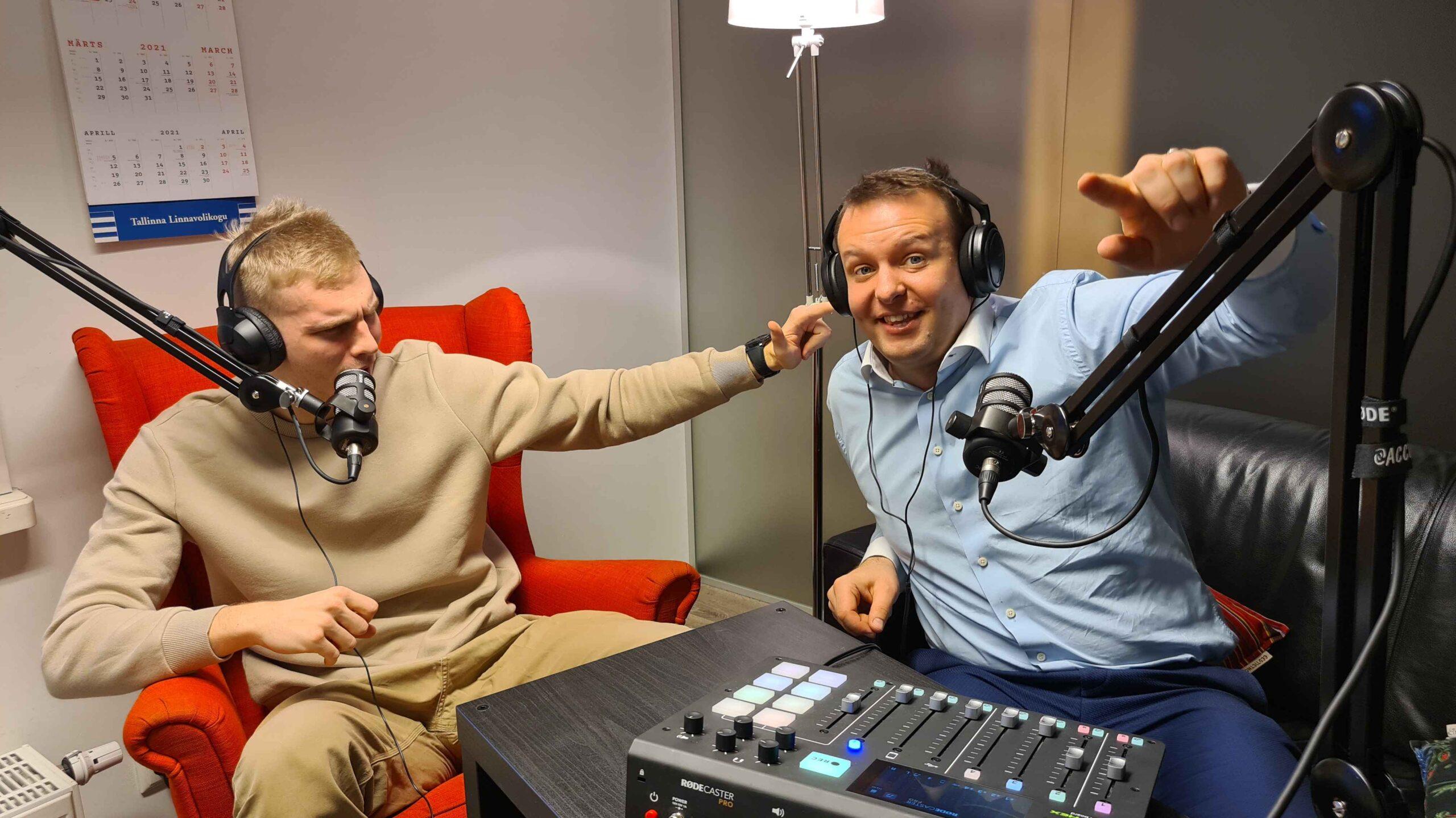 Podcast Türi uudised1
