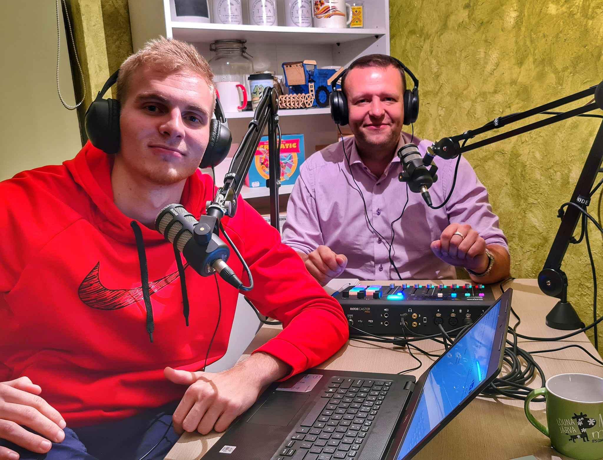 Podcast Türi uudised2