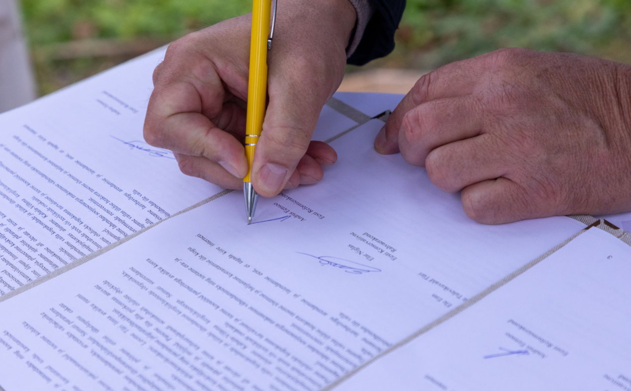 Türi Koalitsioonileping